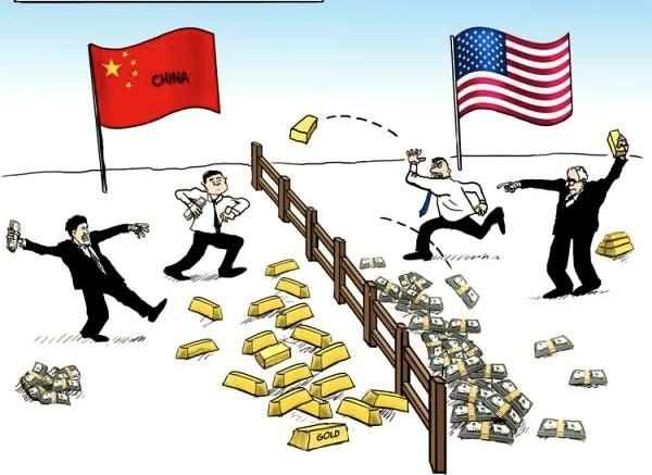 Guerra de divisas entre China y Estados Unidos