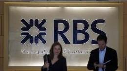 Sede en Londres del Royal Bank of Scotland