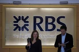 Sede en Londres del Royal Bank of Scotland