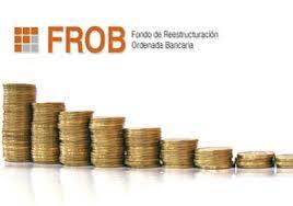 Logo FROB con monedas