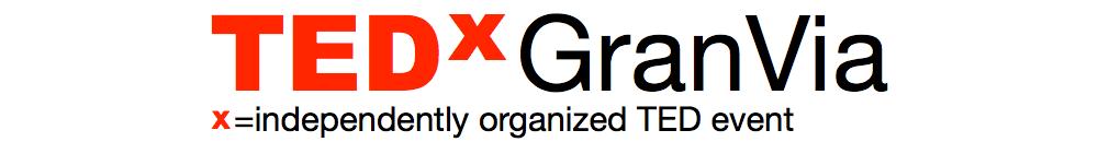 TEDxGranVia logo