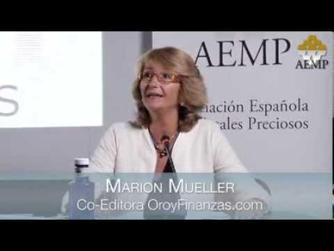 Marion Mueller en GSM Madrid