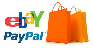 Logo ebay y PayPal
