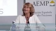 """Presentación """"La avalancha de la deuda"""" por Marion Mueller"""