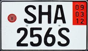 Matricula SHA256