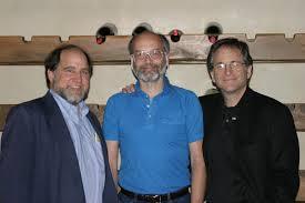 Rivest, Shamir y Adleman los creadores de RSA
