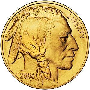 American Buffalo de Oro
