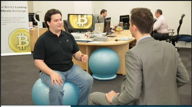 Mark Karpeles CEO Mt.Gox entrevistado por Reuters