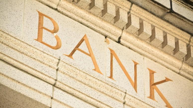 Fachada banco