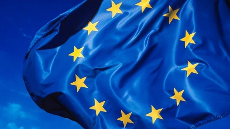 Bandera Europa