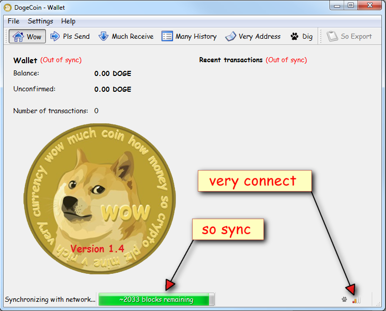Dogecoin wallet 1 6 download : Knc coin design login