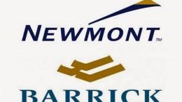 Newmont Barrick Logo