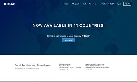 Coinbase en Europa