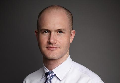 Brian Armstrong, CEO Coinbase