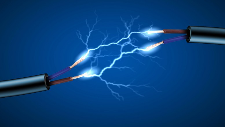 Cable electricidad