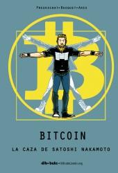 Portada Bitcoin: La Caza de Satoshi Nakamoto