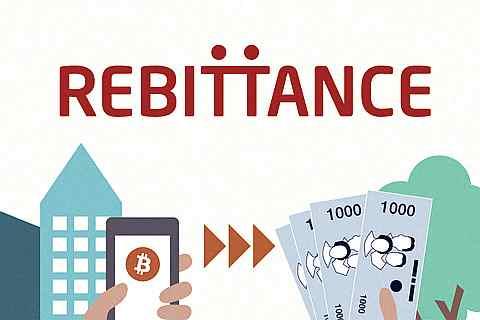 Rebittance - remesas Bitcoin