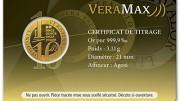 Moneda VeraMax de LingOro