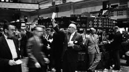 NY brokers trade