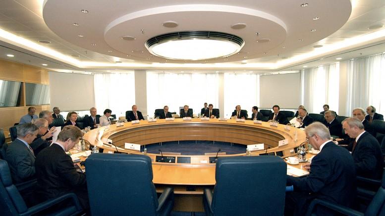 Consejo gobierno del BCE