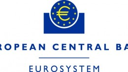 Logo banco central europeo eurosistema bce