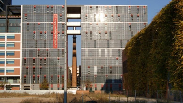 Universitat Pompeu Fabra, Campus de Poblenou (Barcelona)
