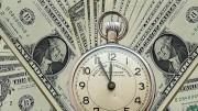 Dólares con reloj