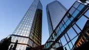 FRANKFURT Torre Deutsche Bank