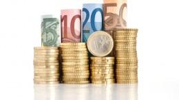 Monedas y billetes de euros