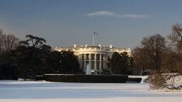 Casa Blanca White House, Washington DC, USA