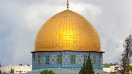 Mezquita Al-aqsa Jerusalem