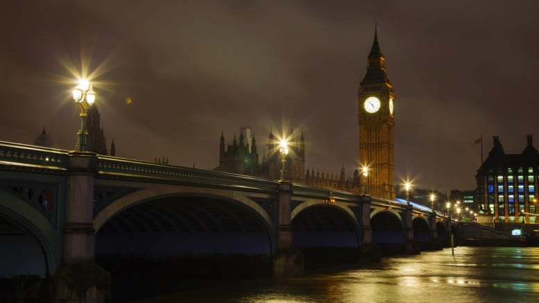 Londres Westminster Big Ben London