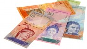 Billetes de dinero de Venezuela