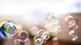 Burbujas jabón