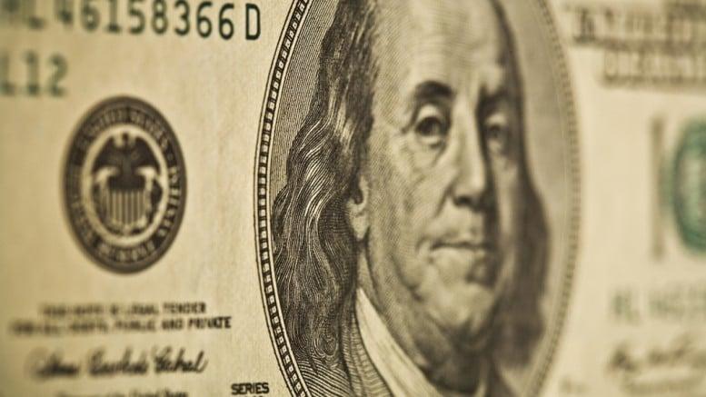 billete de 100 dolares estados unidos
