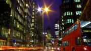 Londres durante la noche