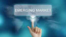 paises emergentes dolar