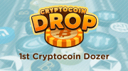 Logo cryptocoin drop