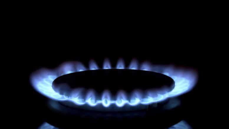 gas quemandose