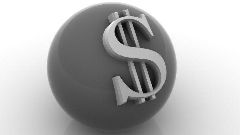 Simbolo de dolar