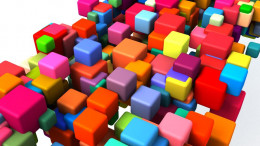 Blockchain cubos