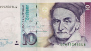 Billete de 10 marcos alemanes