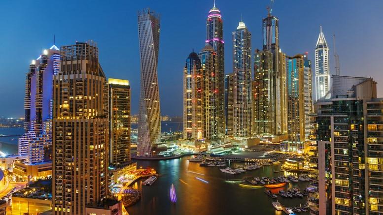 Dubai ciudad